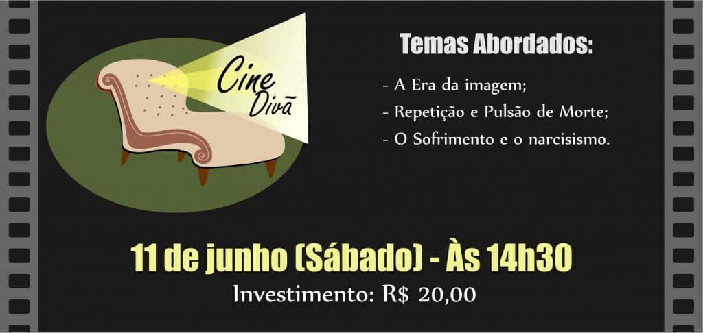 Chamada - Cine Divã logo